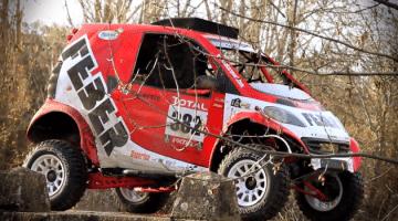 Gaat deze Smart de Dakar Rally rijden?