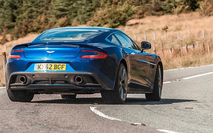 2012 Aston Martin Vanquish Review