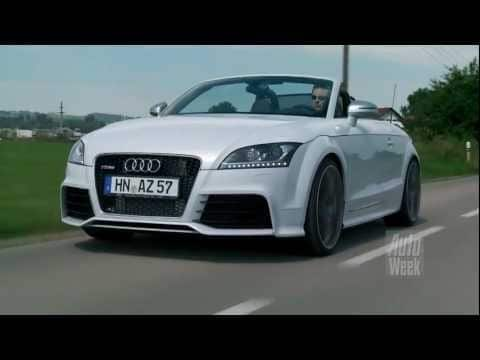 Audi TT-RS ABT 501 pk Review