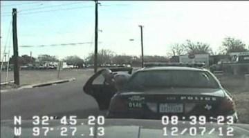 Geboeide Arrestant steelt politieauto