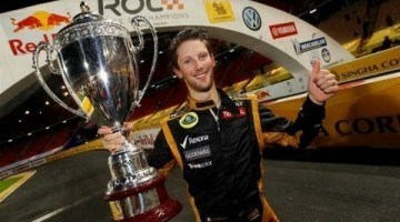 Race Of Champions 2012 Highlights