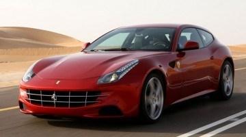 MegaFactories - Ferrari FF