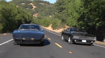 Big Muscle - 1968 Charger & 1969 Daytona