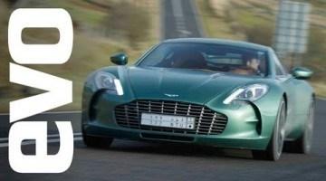 Aston Martin One-77 Review