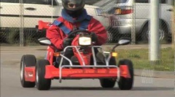 Straatlegale SMC F-Kart 200