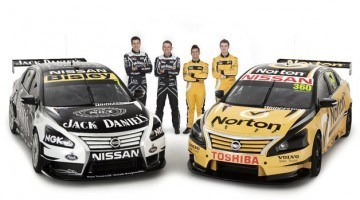 V8 Supercars 2013 - Nissan Altima Launch
