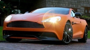 Aston Martin Vanquish Review by Motor Trend