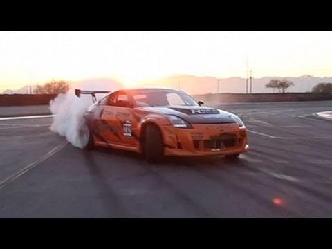 Tuned - Formula Drift K.Sport 350Z Review