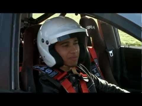 Top Gear Season 19 - Behind the Scenes With Lewis Hamilton