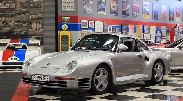 eGarage - Porsche 959
