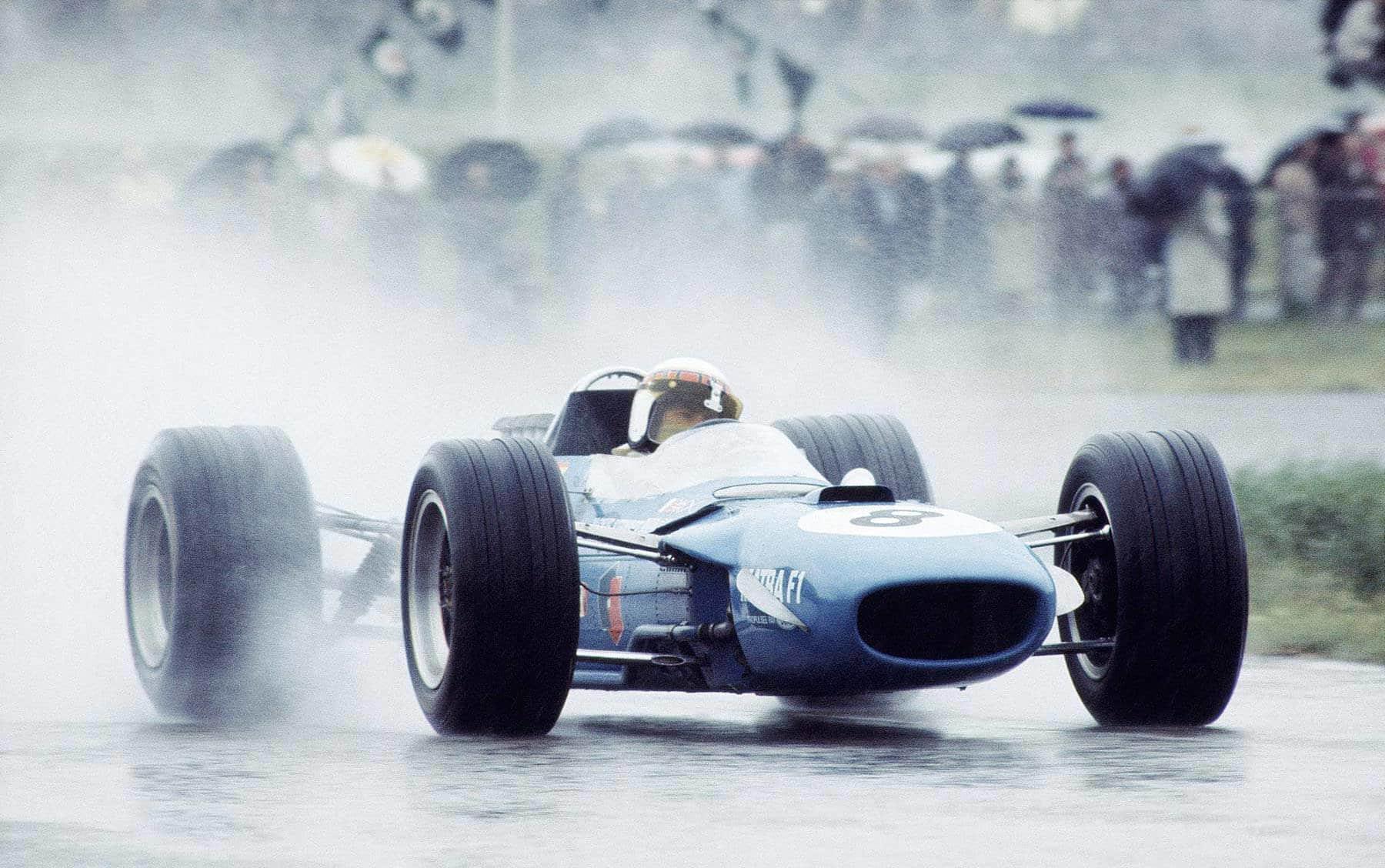 Racing Legends - Jackie Stewart