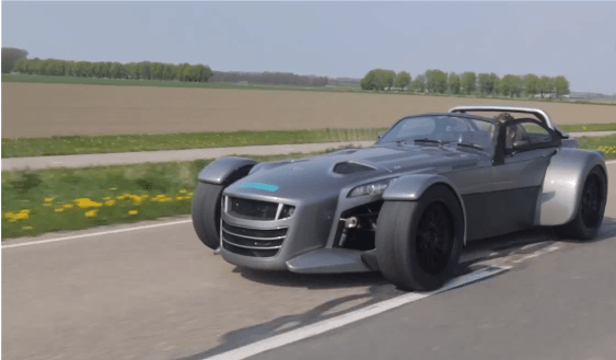 Donkervoort D8 GTO Getest door Autovisie