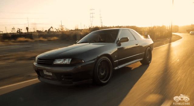 Petrolicious - Nissan Skyline R32 GT-R