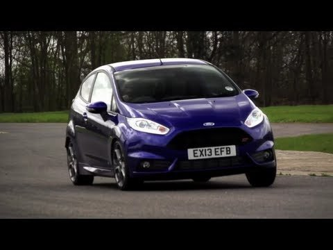 DRIVE - Chris Harris test Ford Fiesta ST