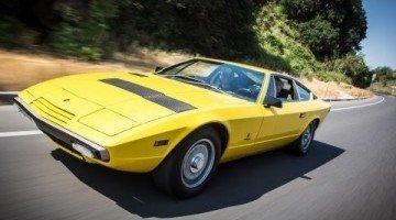 Jay Leno's Garage - 1975 Maserati Khamsin