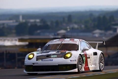Porsche herdenkt Allan Simonsen en Le Mans 2013