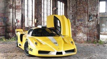 Video: Ferrari Enzo ZXX Rebuild