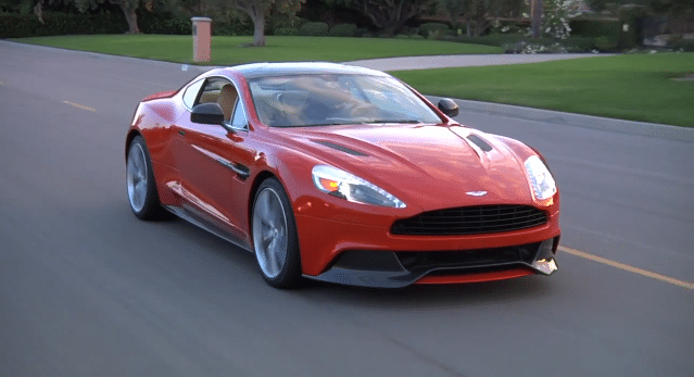 2013 Aston Martin Vanquish Review