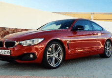 2013 BMW 4 serie Coupe Promo
