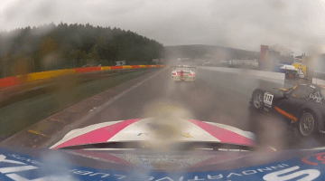 Onboard BMW M3 GTR Coupe op Spa-Francorchamps