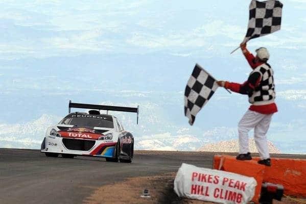 Sebastien Loeb Pikes Peak Record (Onboard)