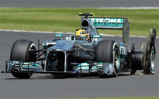 Formule 1 2013 - British Grand Prix Highlights