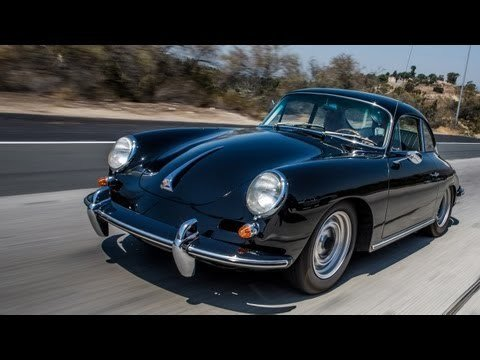Jay Leno's Garage - 1963 Porsche 356 Carrera 2