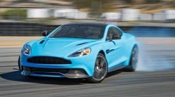 Best Drivers Car 2013 - Aston Martin Vanquish Hot Lap