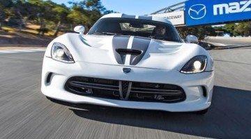 Best Drivers Car 2013 - SRT Viper Hot Lap