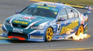 V8 Supercars 2013 - Sandown 500 Highlights