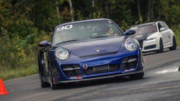De snelste Porsche 911 op 1 mijl