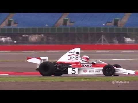 McLaren viert 50e verjaardag met leuke items