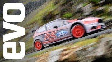 Is een Fiesta R5 Rallyauto geschikt als Straatauto?