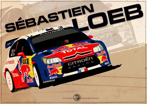 Sébastien Loeb - The Best WRC Driver Ever!