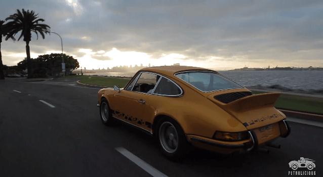 Petrolicous - Porsche 911 2.7 RS
