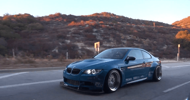 video liberty walk widebody bmw m3. Black Bedroom Furniture Sets. Home Design Ideas