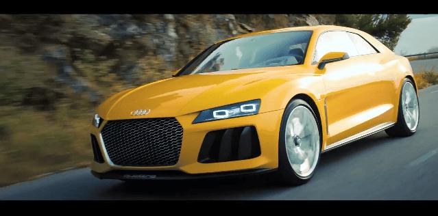 Audi Sport Quattro Concept Trailer