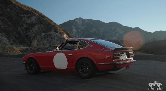 Petrolicious - Datsun 240Z