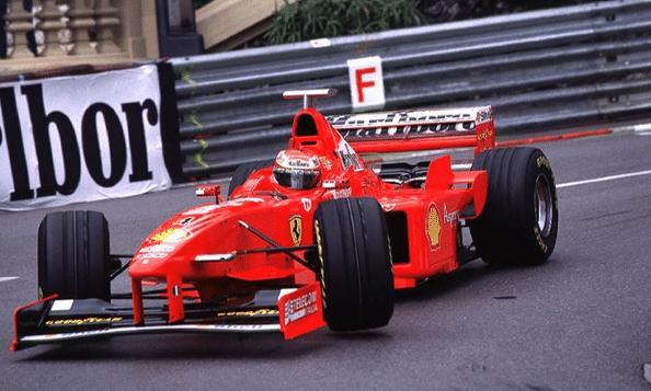 F1 Legends - Eddie Irvine