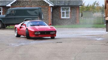 Ferrari 288 GTO Krijgt TaxtheRich Behandeling