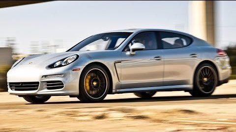 Porsche Panamera 4S Twin Turbo V6, beter dan de V8?