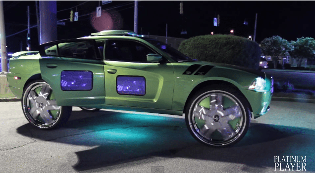 Dodge Charger is Donk Extreme