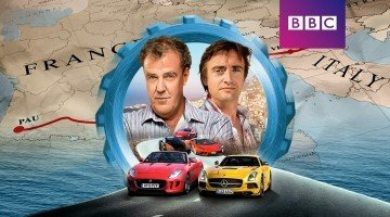 Top Gear - The Perfect Road Trip DVD