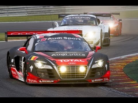 FIA GT Series 2013 - Season Review