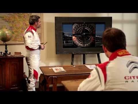 Loeb Krijgt WTCC Les van Yvan Muller