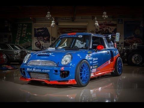 Video jay leno 39 s garage twin engine mini cooper for Garage mini cooper