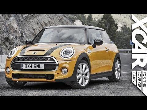 2014 Mini Cooper S - Een Preview