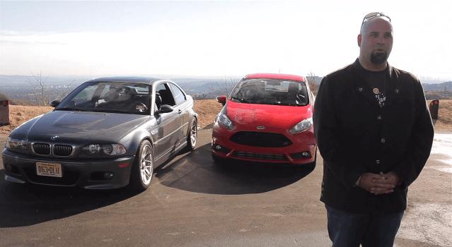 Welke kies jij? - E46 M3 vs Ford Fiesta ST