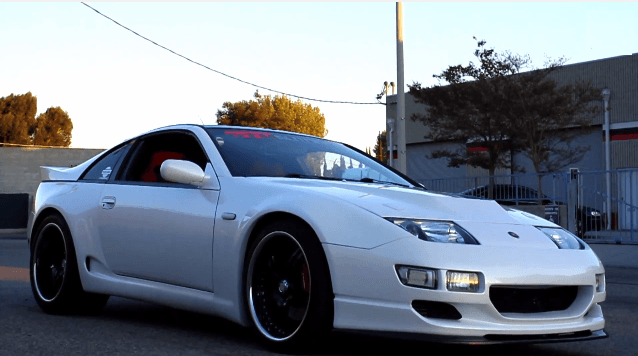 A Special Nissan 300ZX