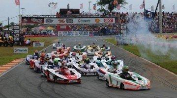 Felipe Massa's Kart Evenement 2014